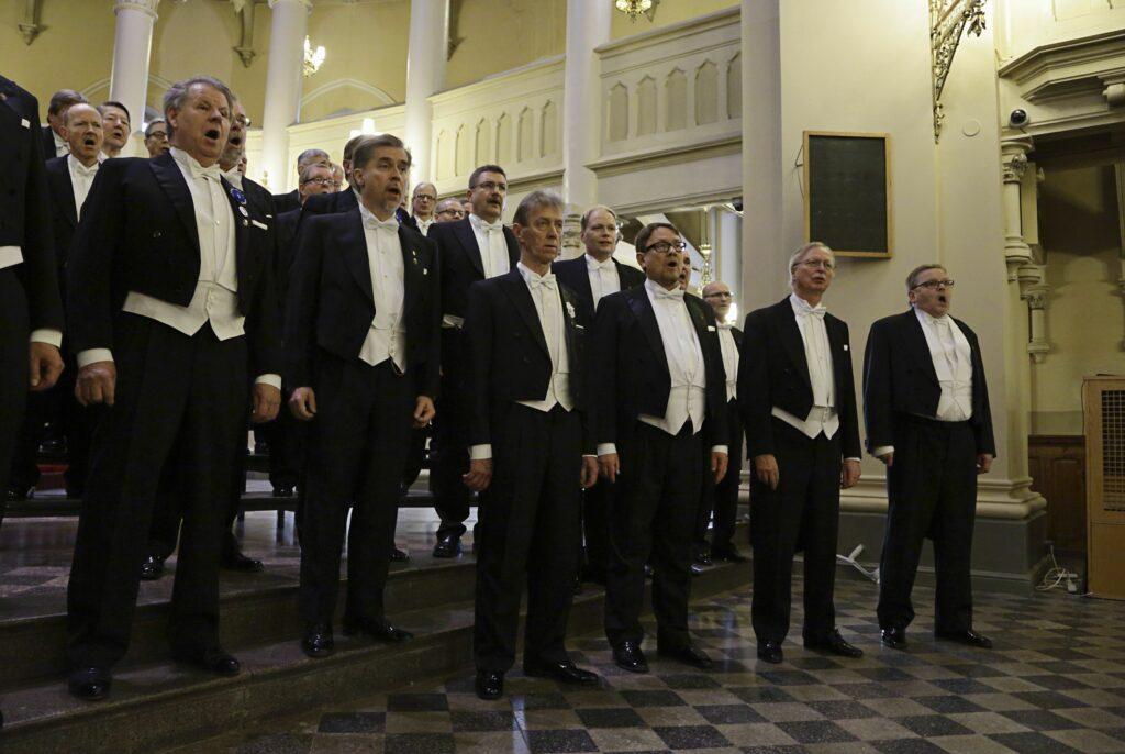 Viipurin Lauluveikot Adventtikonsertti Johanneksenkirkossa